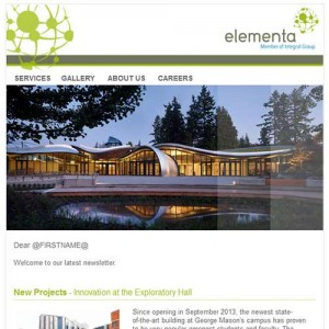 ClientMailer Testimonial from Collette Connolly from Elementa Consulting